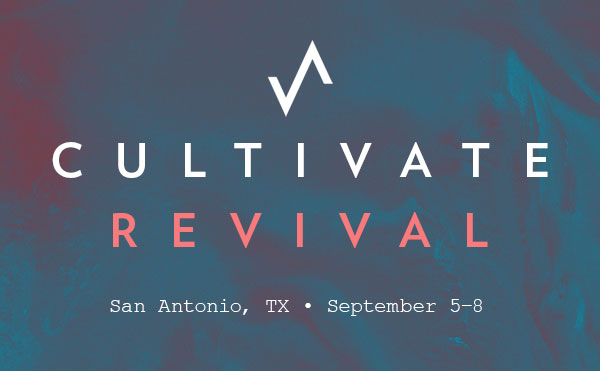 logo for Cultivate Revival conference